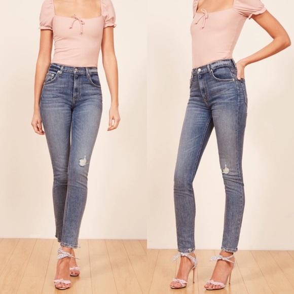 28be10c684d2b9 Reformation Jeans | Nwt Hepburn High Skinny | Poshmark